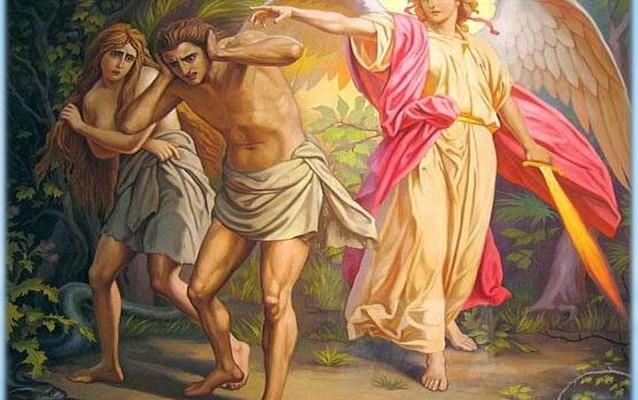 პირველქმნილი ცოდვა და ადამიანური ბუნება