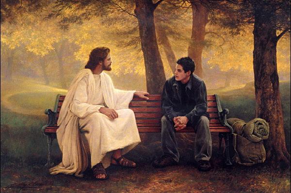 უფალი იმიტომ არ მოდის ჩვენთან, რომ ხშირად თავად მისი კი არა, მისგან რაღაცეების მიღება გვსურს