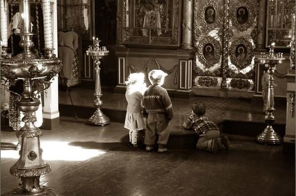 ბავშვების ქრისტიანული აღზრდის შესახებ