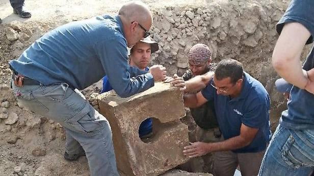 ისრაელში აღმოაჩინეს წარმართული ტაძარი, რომელიც ბიბლიურმა მეფე ეზეკიამ წაბილწა